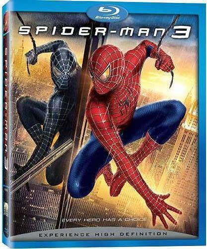 Spider-Man 3 [DVD]