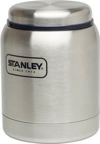 STANLEY ik na żywność Stanley 10-01610-002, Pojemność: 400 ml, 365 g, stal nierdzewna, Kolor: Stali szlachetnej (szczotkowanej)
