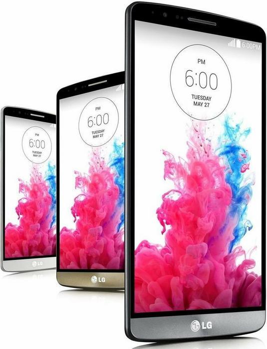 LG G3 D855 16GB Tytanowy