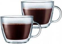 Bodum Komplet szklanek do latte BISTRO 0,45 l BD-10608-10