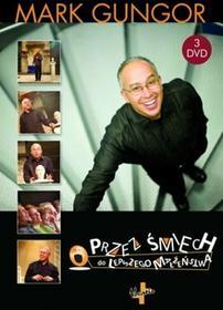 Vocatio Oficyna Wydawnicza Przez śmiech do lepszego małżeństwa - 3x [DVD]