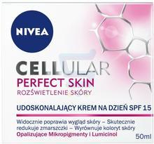 Nivea Cellular Perfect Skin upiększający krem do twarzy na dzień 50ml