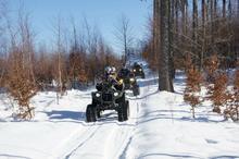 Wycieczka śnieżnym quadem dla dwojga - Wrocław
