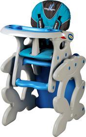 Caretero IKS 2 krzesełko do karmienia Primus Blue