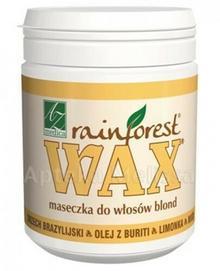 A-Z Medica WAX RAINFOREST Maseczka do włosów blond 250 ml