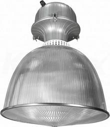 EURO MTH-400-22PC Oprawa metalohalogenkowa szara