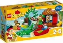 LEGO Duplo Jake odwiedziny Piotruś Pan 10526
