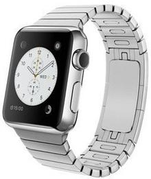 Apple Watch 38 mm Stal / Srebrny