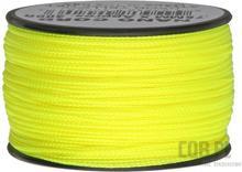 Paracord Nano Cord Neon Yellow