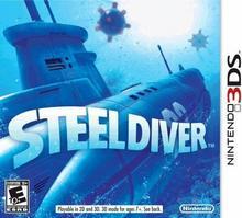Nintendo Steel Diver 3DS