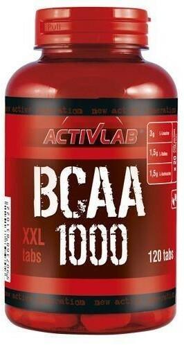 Activita Bcaa 1000 XXL