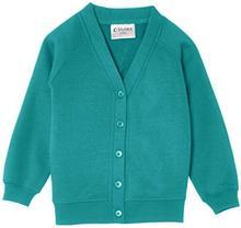 Trutex Limited 260G Sweatshirt, unisex, kolor: zielony, rozmiar: 92 (rozmiar producenta: 19-20 Chest)