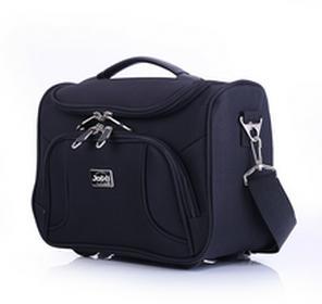 Diellekosmetyczka podróżna - kuferek na kosmetyki Joeb by 9913/B black 33 x 24