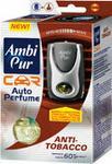 Opinie o Ambi Pur zapach samochodowy Tabacco