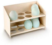 Tala Stojak na jajka emaliowany kremowy 10B00153