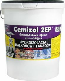 Izolex CEMIZOL 2EP elastyczna Zaprawa uszczelniająca 20kg cemizol2EP