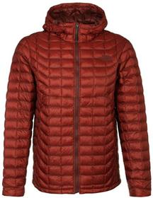 The North Face house THERMOBALL Kurtka Outdoor brick red/sequoia red T0CMG9