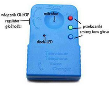 Spy Elektronics Ltd. Bezprzewodowy Modulator / Zmieniacz...
