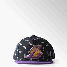 adidas Czapka z daszkiem - Nba Sbc Lakers Black/Pant (BLACK/PANT)