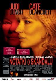 Notatki O Skandalu [DVD]