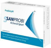 SANPROBI SP. Z O.O. Sanprobi Active & Sport 40 Kapsułek