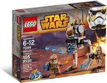 LEGO Star Wars Geonosjańscy żołnierze 75089