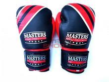 Masters Rękawice bokserskie V-BOXE RBT-12 oz