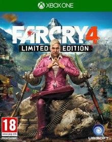 FAR CRY 4 - EDYCJA LIMITOWANA Xbox One