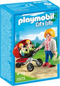 Playmobil Wózek podwójny 5573
