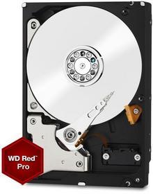 Western Digital C Dysk twardy WD Red Pro, 3.5, 4TB, SATA/600, 7200RPM, 128MB cache WD4002FFWX
