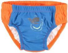 anna & tom anna & tom Boys Majteczki kąpielowe kolor niebiesko-pomarańczowy