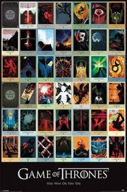 Gra o Tron Epizody Plakat