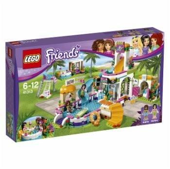 LEGO Letni basen Heartlake 41313