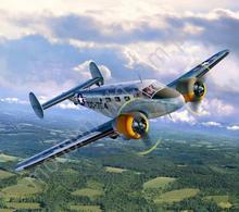 Revell samoloty pasażerski Beechcraft C-45F Expeditor 03966