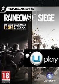 Ubi Soft DIGITAL Tom Clancys Rainbow Six SIEGE (klucz UPLAY)