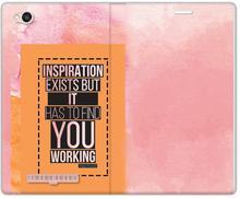 Etuo.pl Flex Book Fantastic - Xiaomi Redmi 4A - etui na telefon Flex Book Fantastic - inspiration ETXM451FBFCFB062000