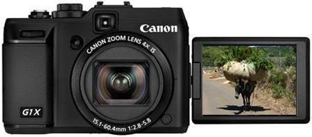 Canon PowerShot G1X