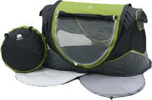 Deryan Sunny Bebe łóżeczko łóżeczka turystyczne - zielone 02.0013