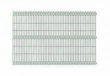 Polbram panel ogrodzeniowy 3D ocynkowany 152x250 cm, oczko 50x200 mm, średnica d