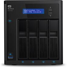 Western Digital WD My Cloud EX4100 Gigabit Ethernet x2 16 TB WDBWZE0160KBK-EESN