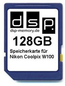 DSP Memory parent for Nikon Coolpix W100 128 GB Z-4051557438262
