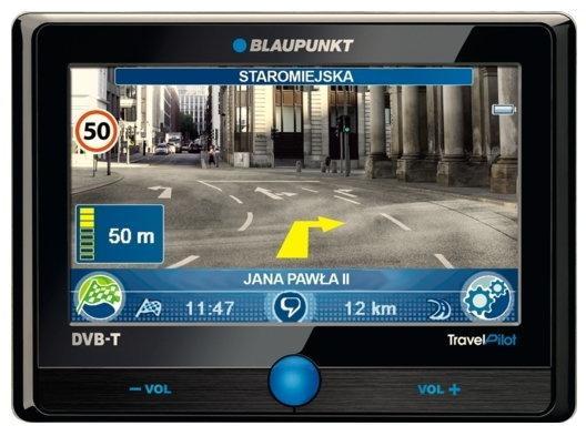 Blaupunkt TravelPilot 700