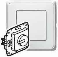 Legrand Cariva - Ściemniacz 40-300W biały 773617