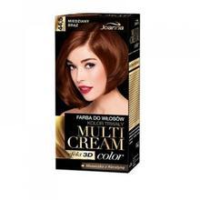 Joanna Multi Cream 3D 44.5 rudy brąz