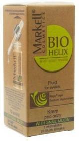 Markell Cosmetics Markell Krem Ze Śluzem Ślimaka pod Oczy 10ml Bio Helix