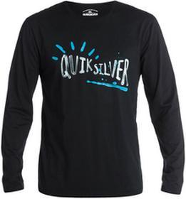 Quiksilver T-shirt LS Tees EQYZT00004-KVJ0 Czarny