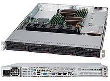 Intel Dual CPU E5 SC815TQ 1U SC815TQ