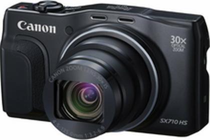 CanonPowerShot SX710 HS czarny
