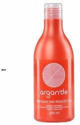 Stapiz Argande Shampoo Hair Moist&Care Szampon nawilżający z olejkiem arganowym 300ml