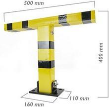Cablematic cablem atic nierdzewna Pachołek składane zapięcie z 70X 500X 400mm PN14011610010127787